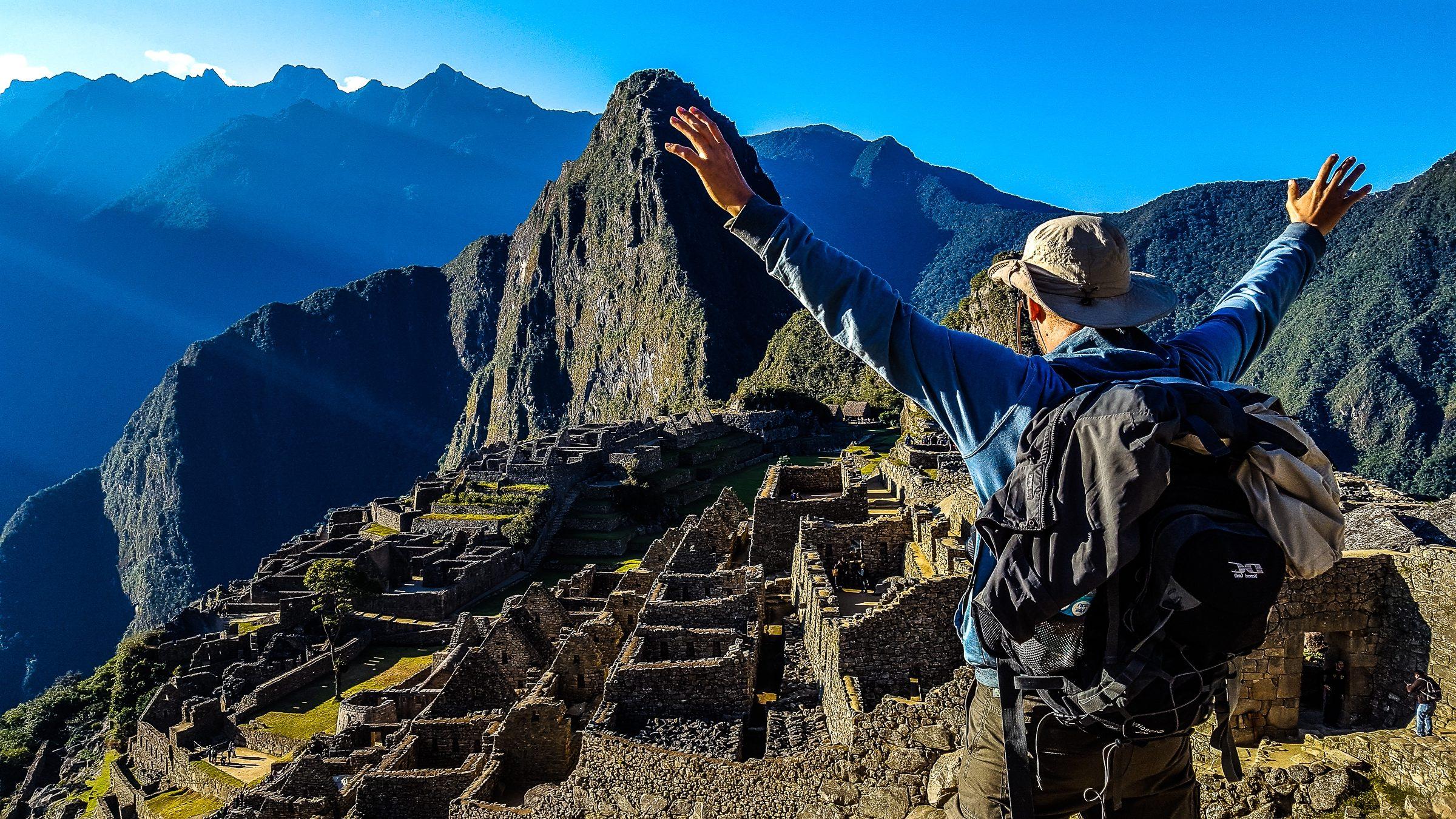 Federico Giolli Machu Picchu 2017