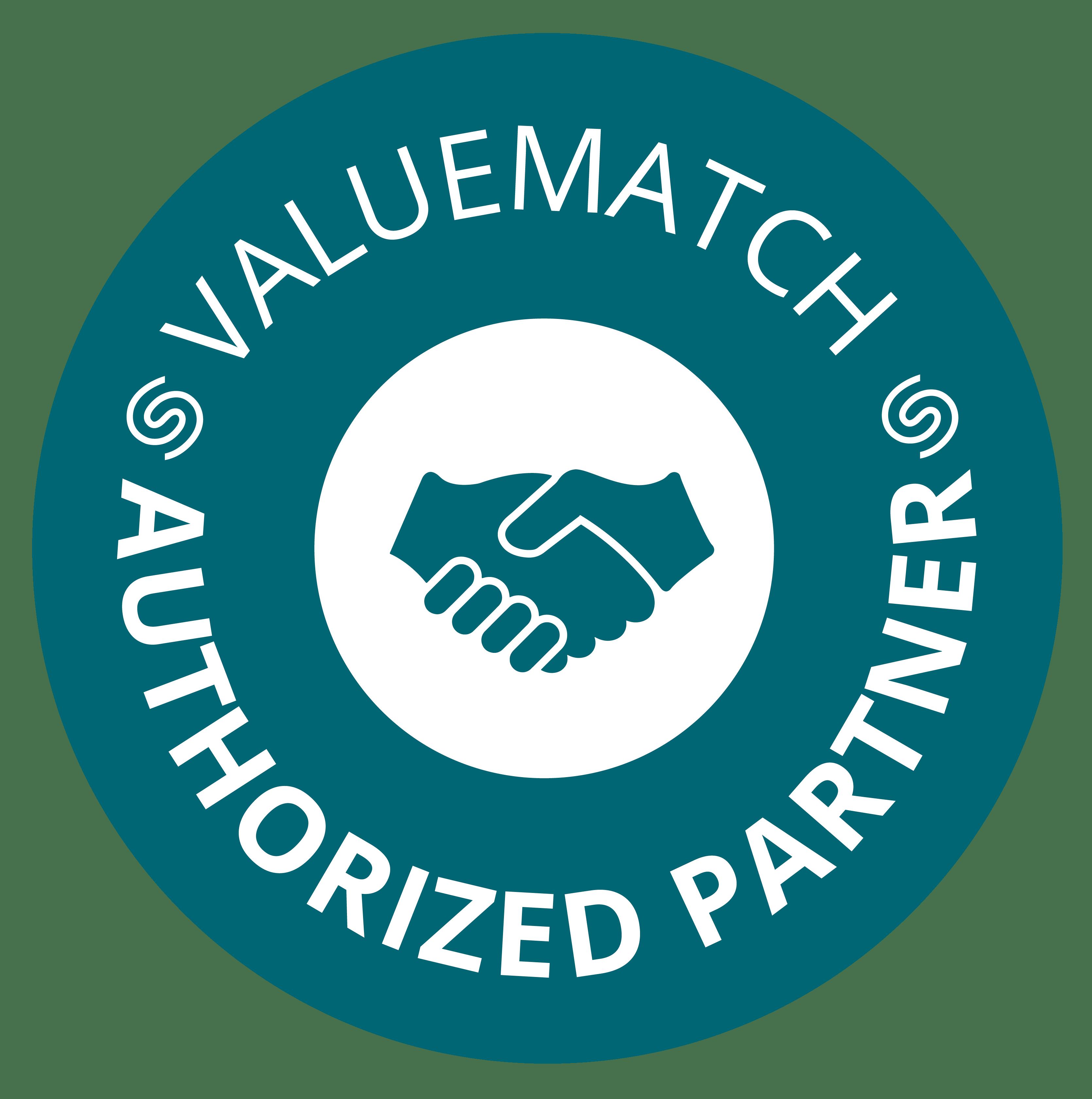 ValueMatch Authorized Partner